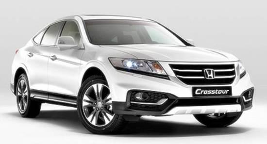 2016 Honda Crosstour Concept And Design Canada