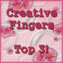 I made it to TOP 3 at Creative Fingers #10