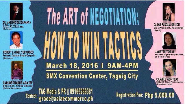 THE ART OF NEGOTIATION - for Leaders and for those who want to be Leaders