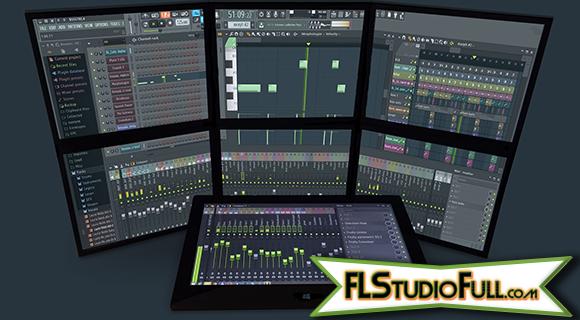 FL Studio 12 - Multi-Touch em outro nível
