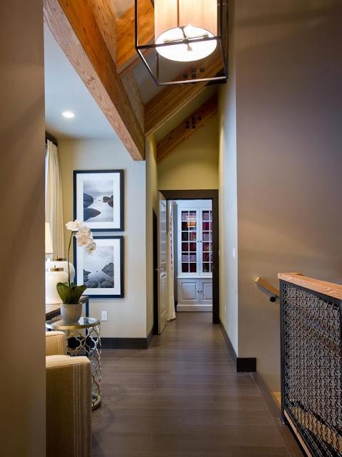 HGTV Dream Home 2014 : Second Floor Hallway Pictures