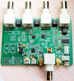 Embedded Engineering : DIY Isolated 10Mhz Distribution Amplifier for