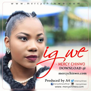 DOWNLOAD: Igwe - Mercy Chinwo | @mmercychinwo