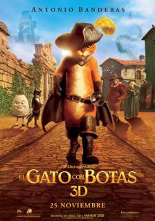 El Gato Con Botas en Español Latino