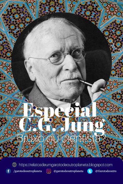 Bruxo ou cientista? Carl Gustav Jung [Especial teóricos - Parte 1]