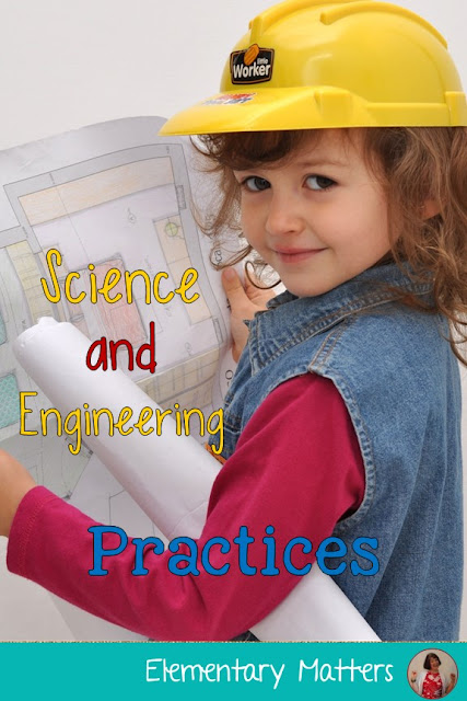 Science and Engineering Practices: These are part of the Next Generation Science Standards (NGSS). This post explains what they are and how we can interpret them in relation to STEM.