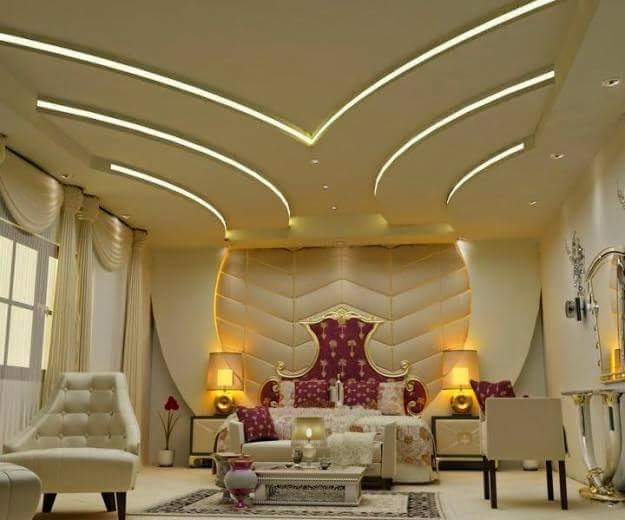 Living rooms is where family and friends are gathered most of the time. This is also the area which we give more decoration like furniture, decor, accents and the ceiling design to show our personal lifestyle and character. These Outstanding Ceiling Design Ideas to proof how architectural designers can create outstanding living room and bedrooms interior designs.