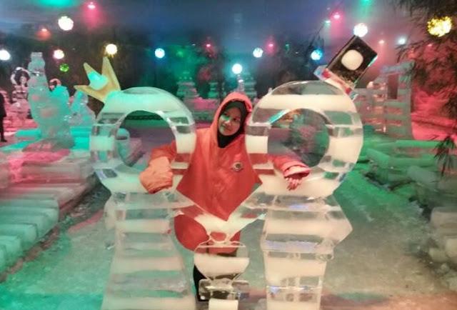 Dunia Salju Snow World International Bekasi Yang Keren