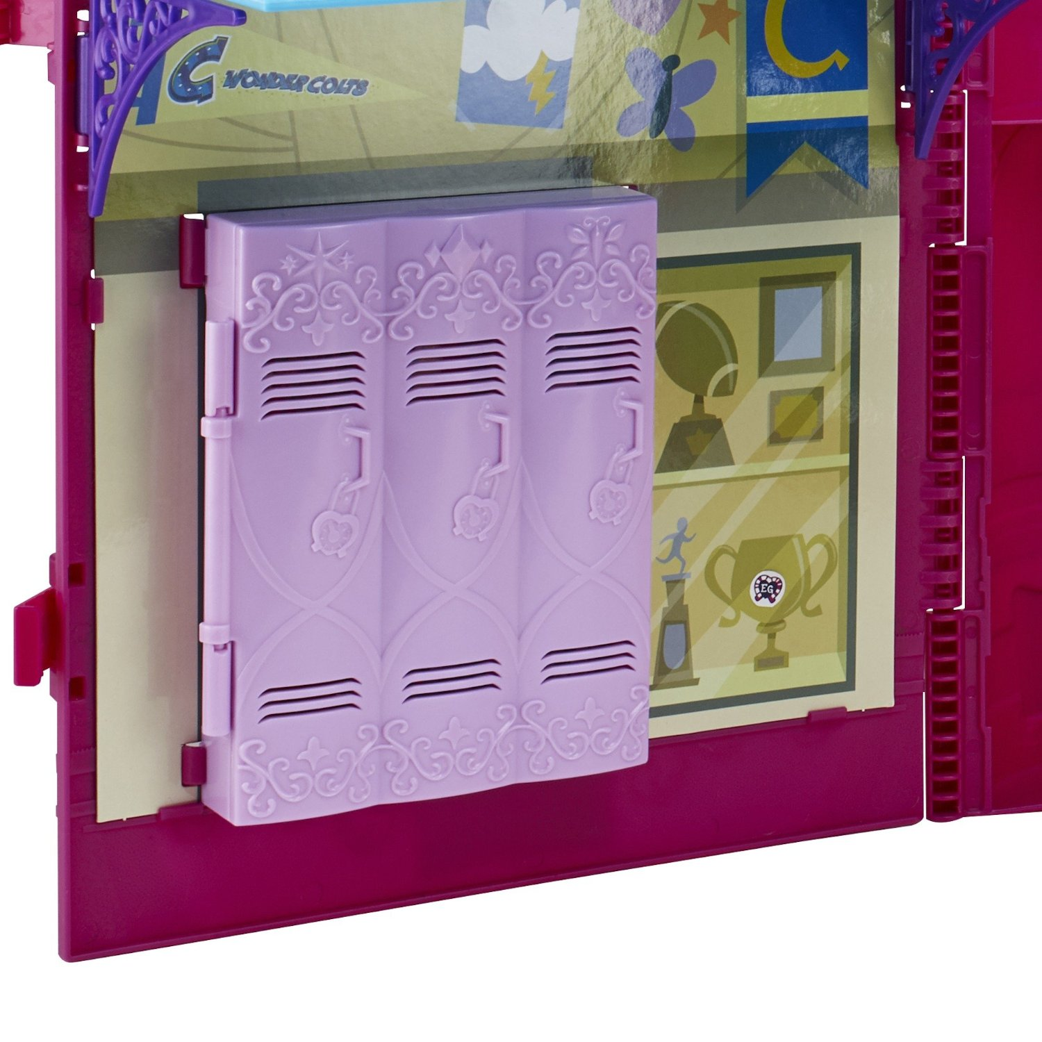equestria girls canterlot high playset available on amazon
