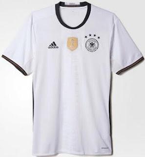 Jersey Home Jerman Euro 2016