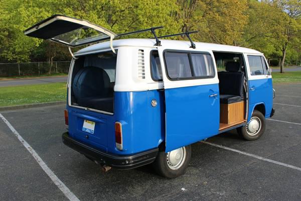 1989 VW Bus T2 Water-Cooled Kombi | VW Bus
