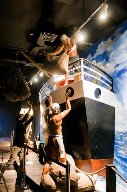 museum maritim di tanjung priuk
