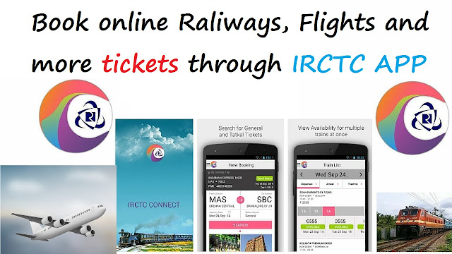 irctc app, indian railways, ewallet, railway mobile app