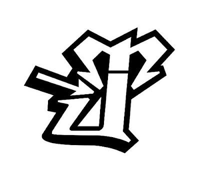 Graffiti Buchstaben T Graffiti ALPHABET