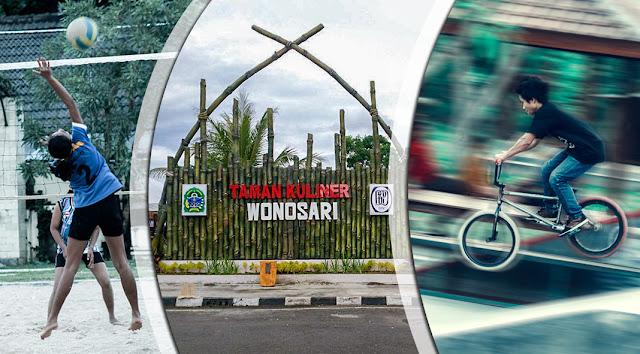 Taman Kuliner Wonosari Gunung Kidul yang Selalu Ramai dan Seru