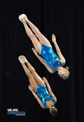 Svitlana Malkova y Natalia Moskvina dieron a Ucrania uno de sus tres oros en la jornada 6 de los Juegos Mundiales 2017