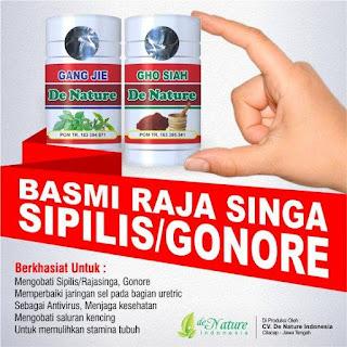 Obat Penyakit Sipilis Menyembuhkan VDRL dan TPHA Positif