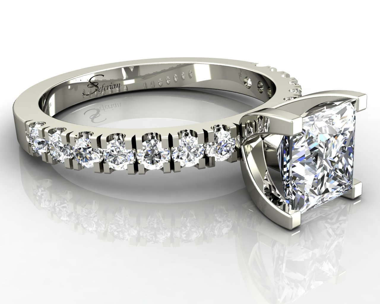 largest diamond ring - photo #4