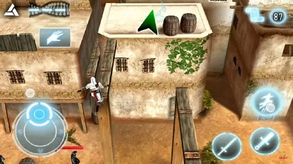 Assassins Creed Altairs Chronicles HD V1.0.2 Mod Fix Error By Taufiq