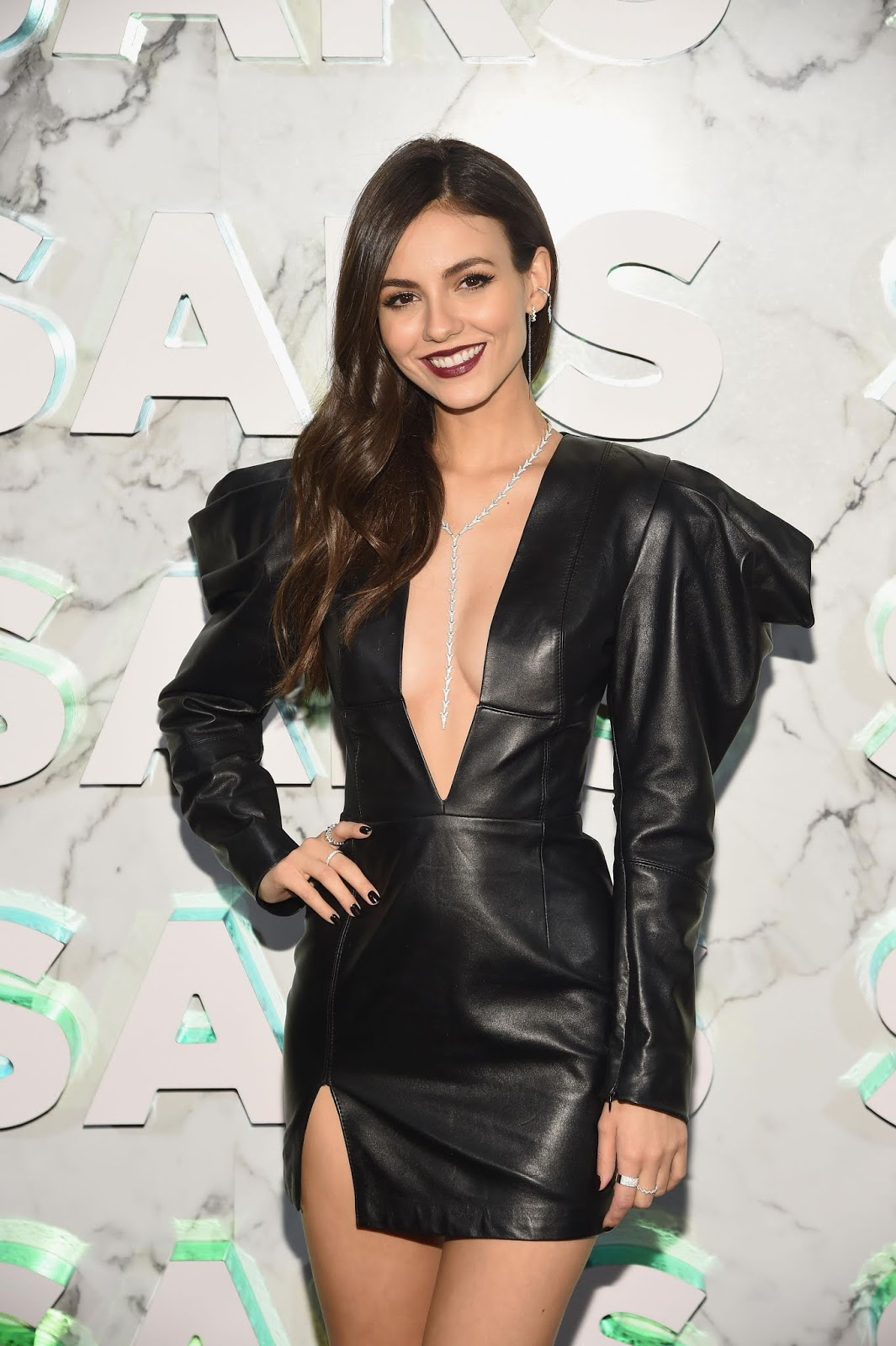 Victoria Justice and Madison Reed - Saks Celebration in NYC - 02/07/2019