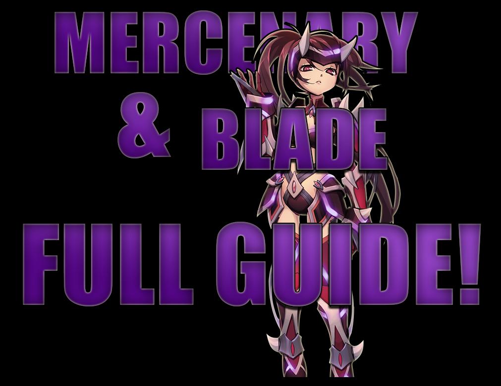 FlyFF] Mercenary & Blade 1v1 Full Guide | FlyFF Tutorials