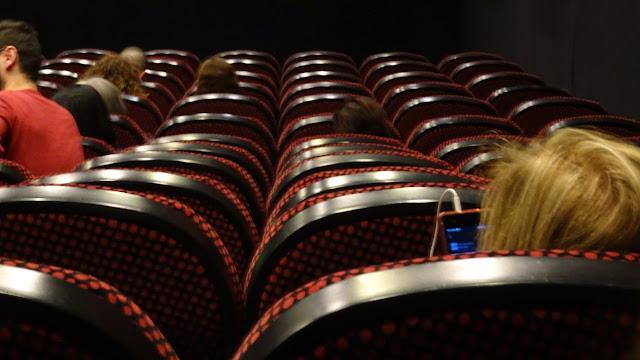 Cinema Verdi, sala B - il cratere