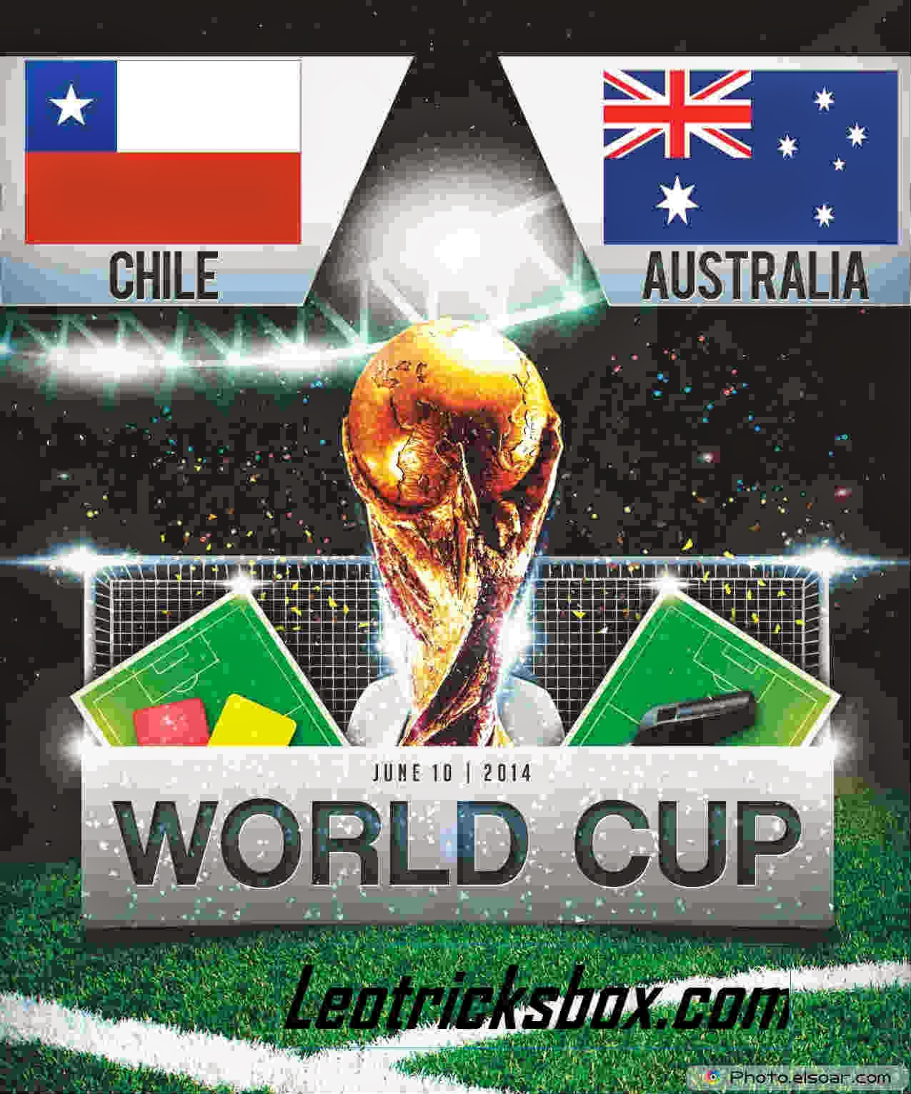 HD Video : Australia and Chile Quality HDTV