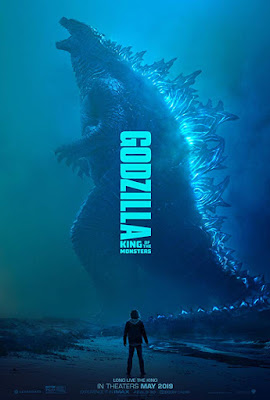Godzilla: King of the Monsters 2019 movie poster