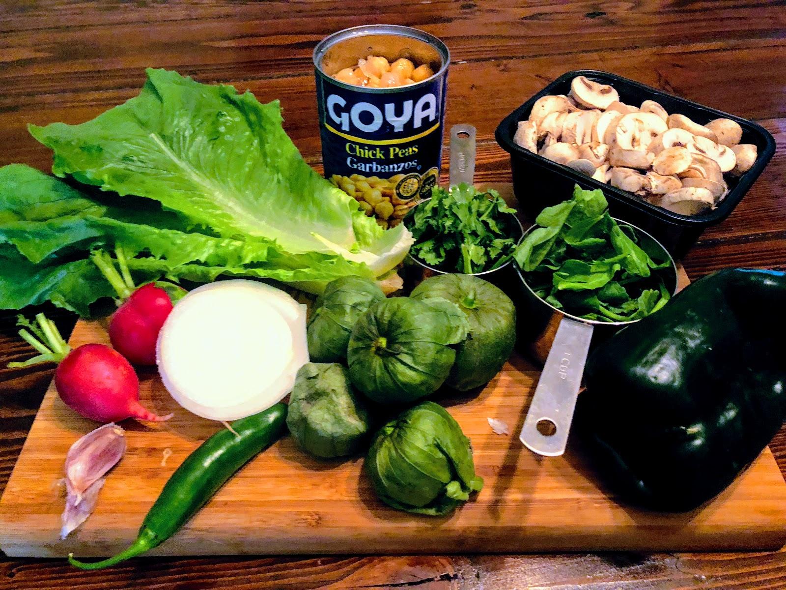 Vegetarian Pozole, Pozole Verde, Mexican Food, Recipe Pozole Verde Vegetarian, Vegan Pozole