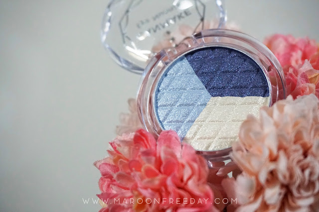Review Eyeshadow Canmake Japan