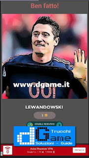 Soluzioni Guess The Football Player livello 7