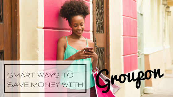 Groupon helps you save moeny