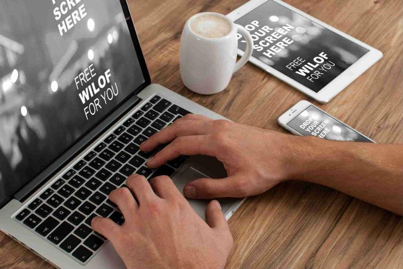 Starting an online small business