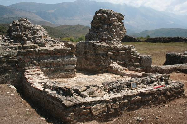 Graeco-Roman fortresses see the light in Albania