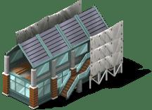 mun monorail station c SW - Material CityVille: Novo sistema de monotrilho