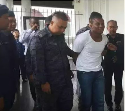 Nigerian Who Escaped Death Penalty In Malaysia, Re-Arrested