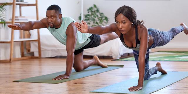 Lời bào chữa cho việc tập luyện Yoga