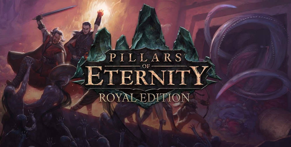Pillars of Eternity Royal Edition Download Poster