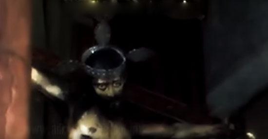 Vídeo de estátua de Cristo 'abrindo os olhos' intriga o mundo