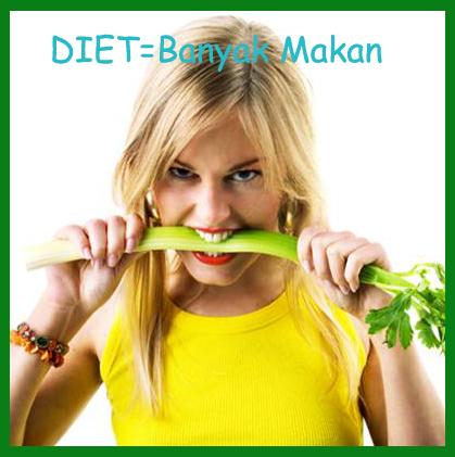 Lina S Madiun Blog Cara Menurunkan Berat Badan Dengan Banyak Makan