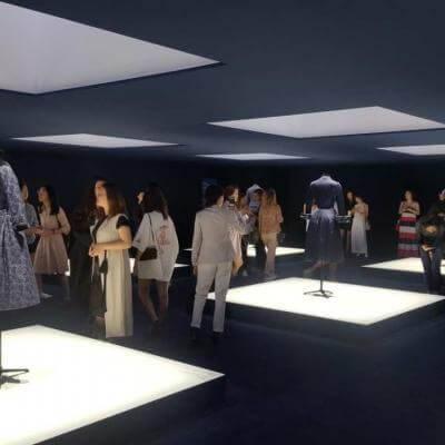 ماجستير في الآداب في تصميم الأزياء المعاصرة التخرج عرض أزياء 2017 - باريس هوت كوتور