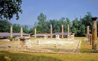 Area archeologica di Russi - Villa romana