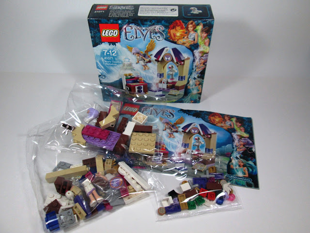 Set LEGO Elves 41071 Aira's Creative Workshop