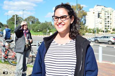 Tair Kaminer está presa por recusar servir a IDF