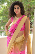 pavani new photos in saree-thumbnail-22