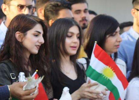 Pemimpin Kurdi Tolak Batalkan Referendum Kemerdekaan