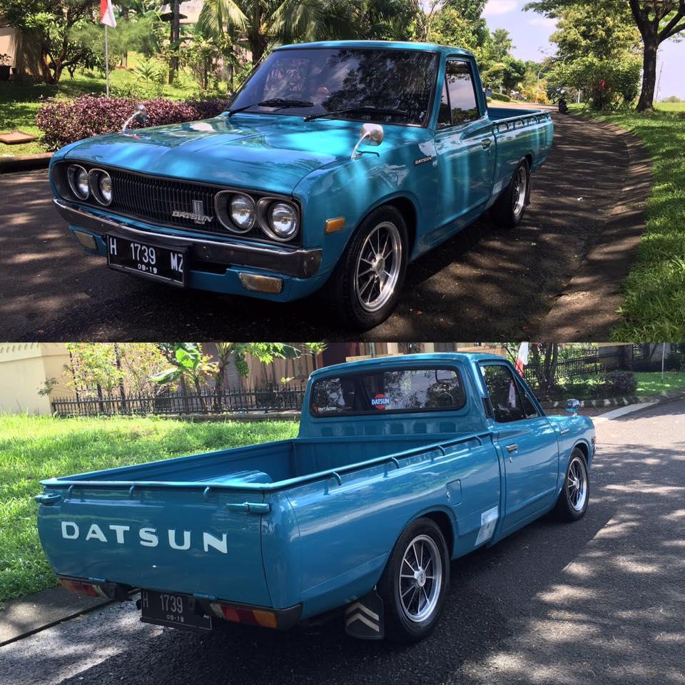 BUKALAPAK MOBKAS RETRO : Forsale Datsun Pickup 620 - JOGJA ...