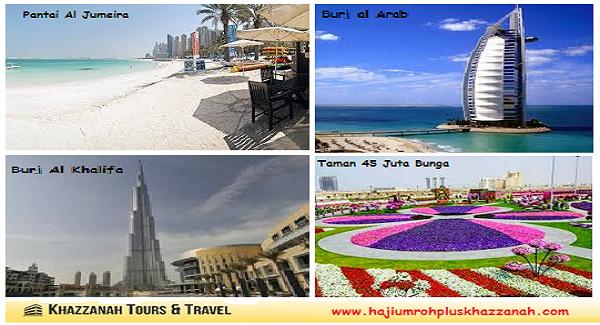 Tempat Wisata Dubai