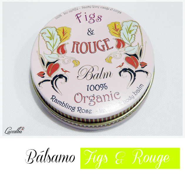 Rambling Rose de Figs & Rouge