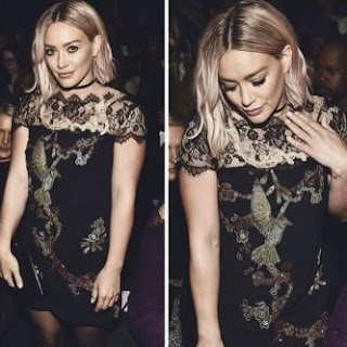 Kumpulan Foto Cantik Hilary Duff